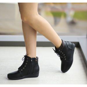 Ghete Cuto Negre comode si confortabile pentru femei pline de stil si eleganta