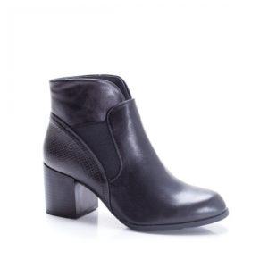 Botine Fereday negre casual foarte elegante si comode pentru femei