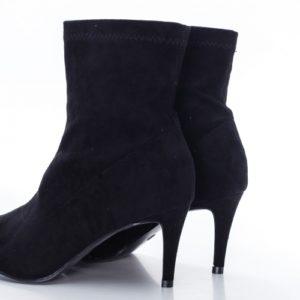 Botine Icomi negre foarte elegante si comode pentru femei