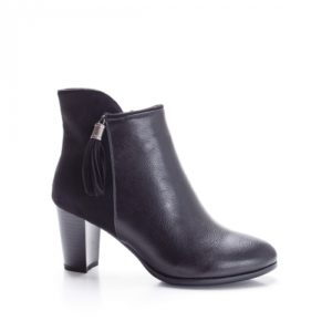 Botine Nanimo negre foarte elegante si comode pentru femei