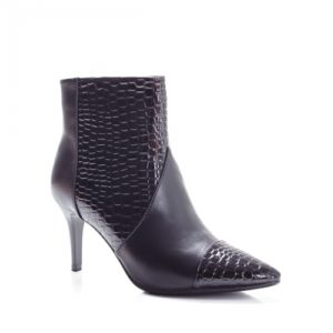 Botine Tasiki negre foarte elegante si comode pentru femei