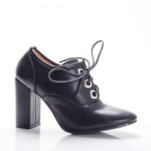 Botine Tunom negre elegante foarte elegante si comode pentru femei