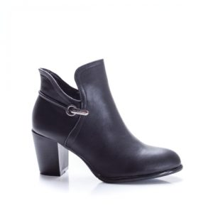 Botine dama Malesy negre foarte elegante si comode pentru femei