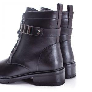 Ghete Jersey negre imblanite ieftine pentru femei